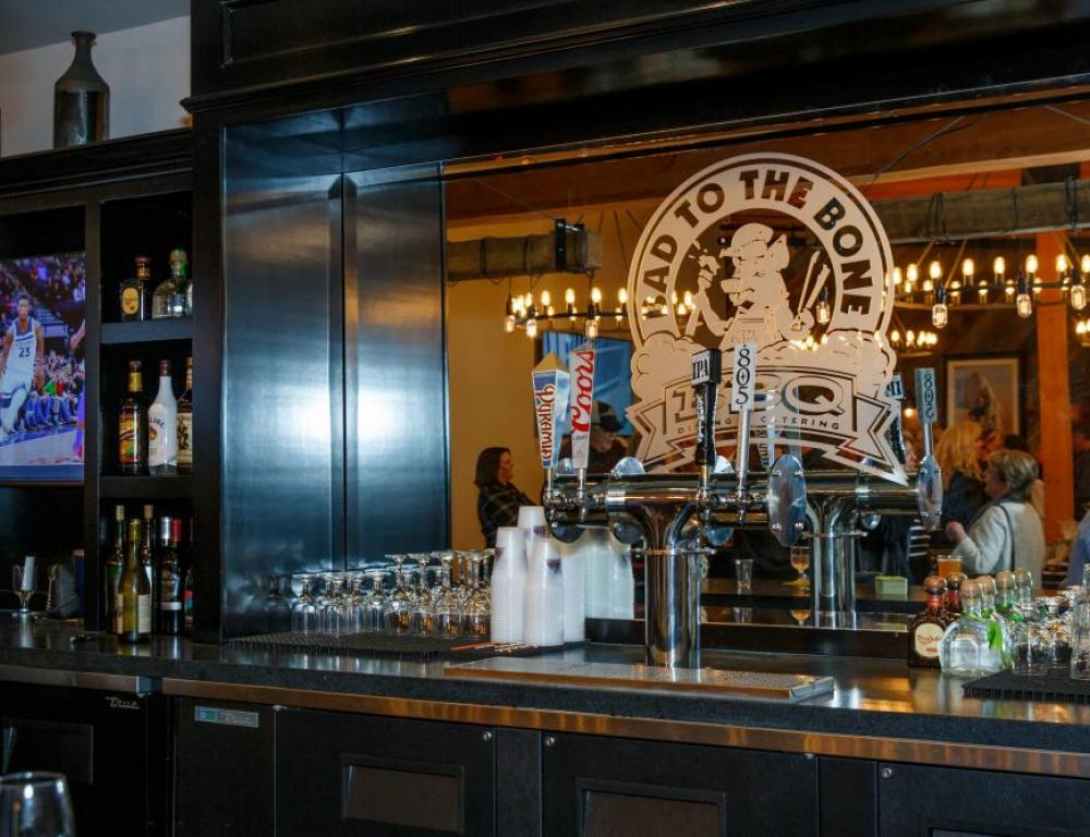 Full bar for events