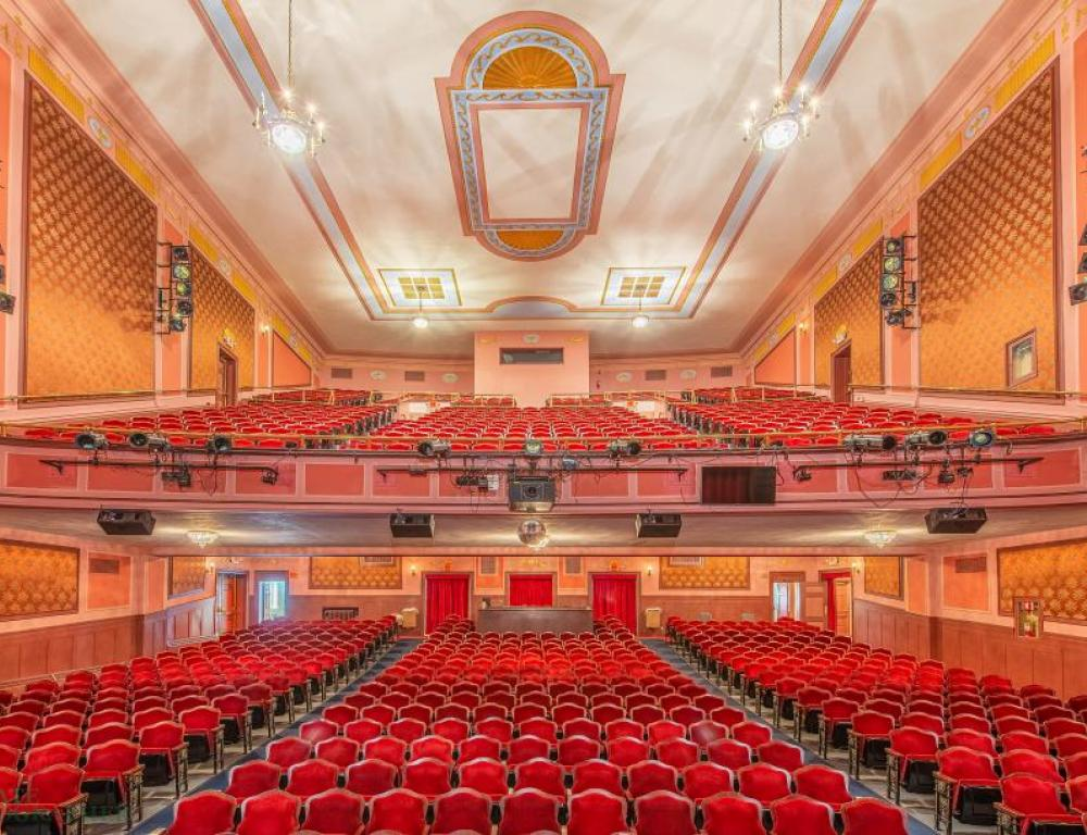 Knox Memorial Theater (photo by Terry Thurston)