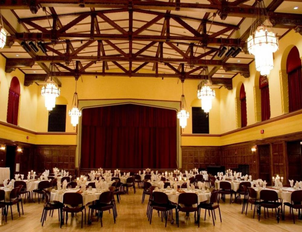 Iowa State University: Memorial Union Great Hall