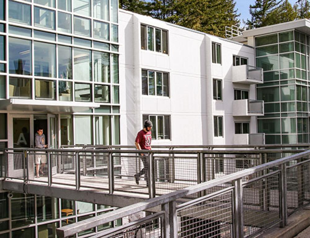 Merrill College Residence Halls