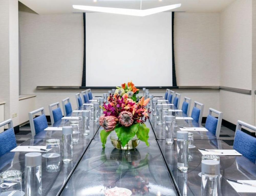Boardroom in Michigan Meeting and Banquet Room