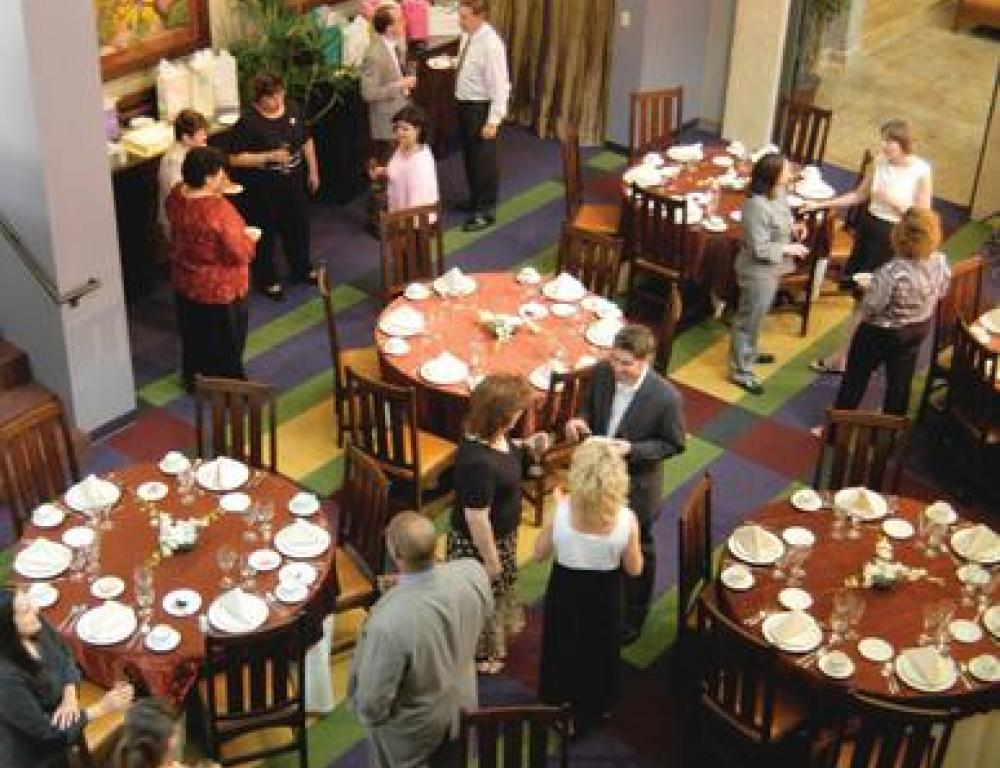 Mission Dining Room - Elevate your events.