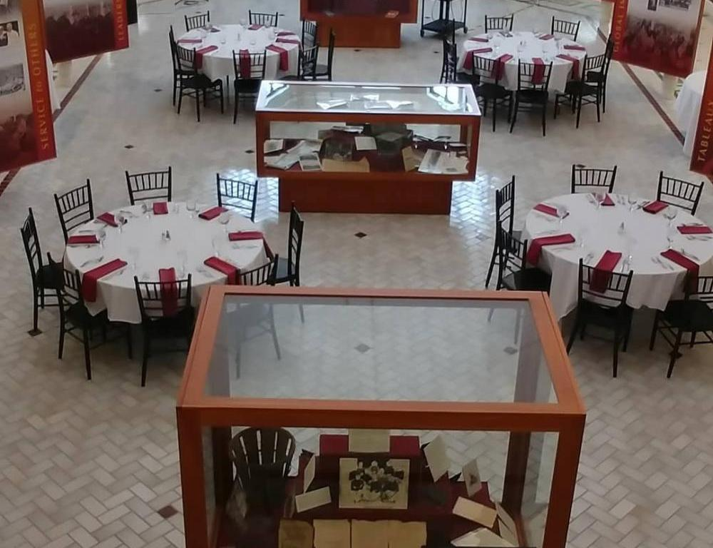 The Springfield College museum is available for meetings, receptions, exhibits and similar events