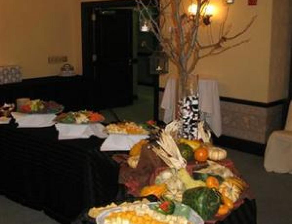 Catered Lunch Buffet