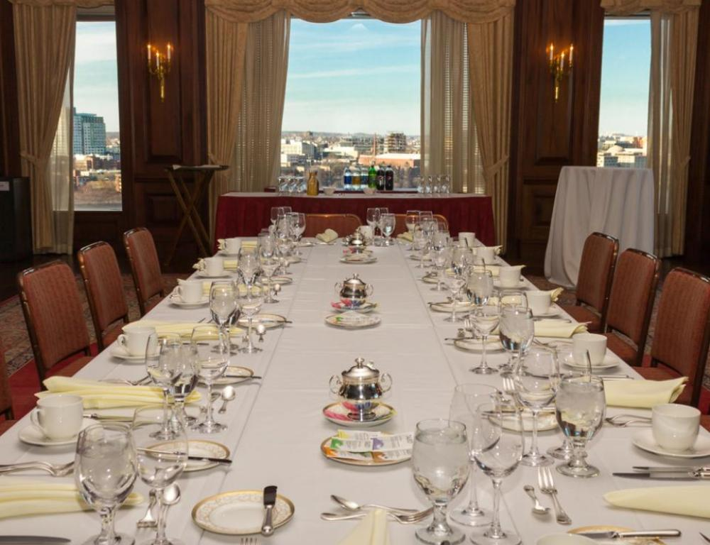 Kenmore Room Intimate Dinner