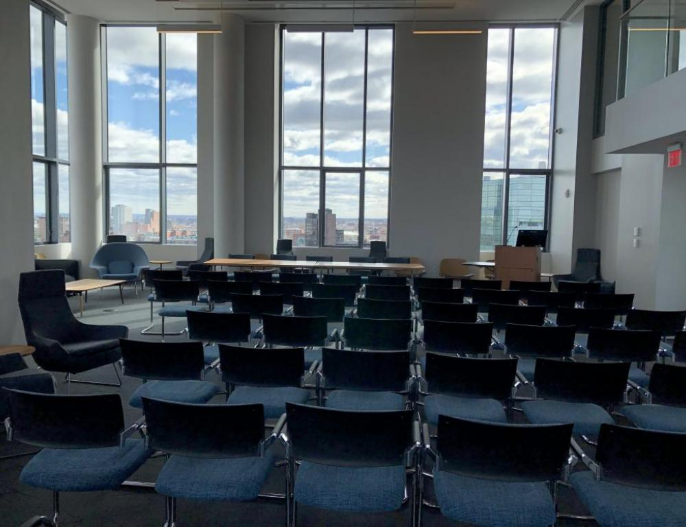Emmanuel College 17th Floor Meeting & Event Space