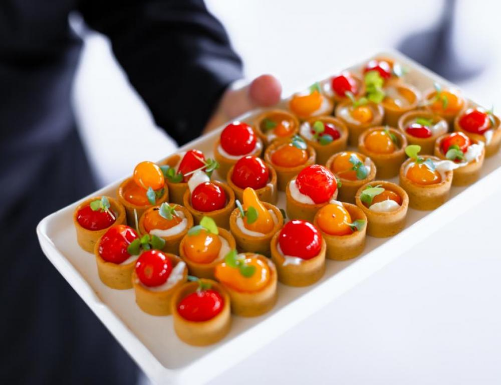 OUE Skyspace Catering