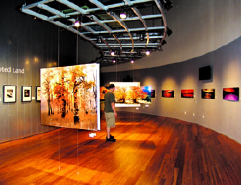 Enjoy the Origen Museum Art Gallery