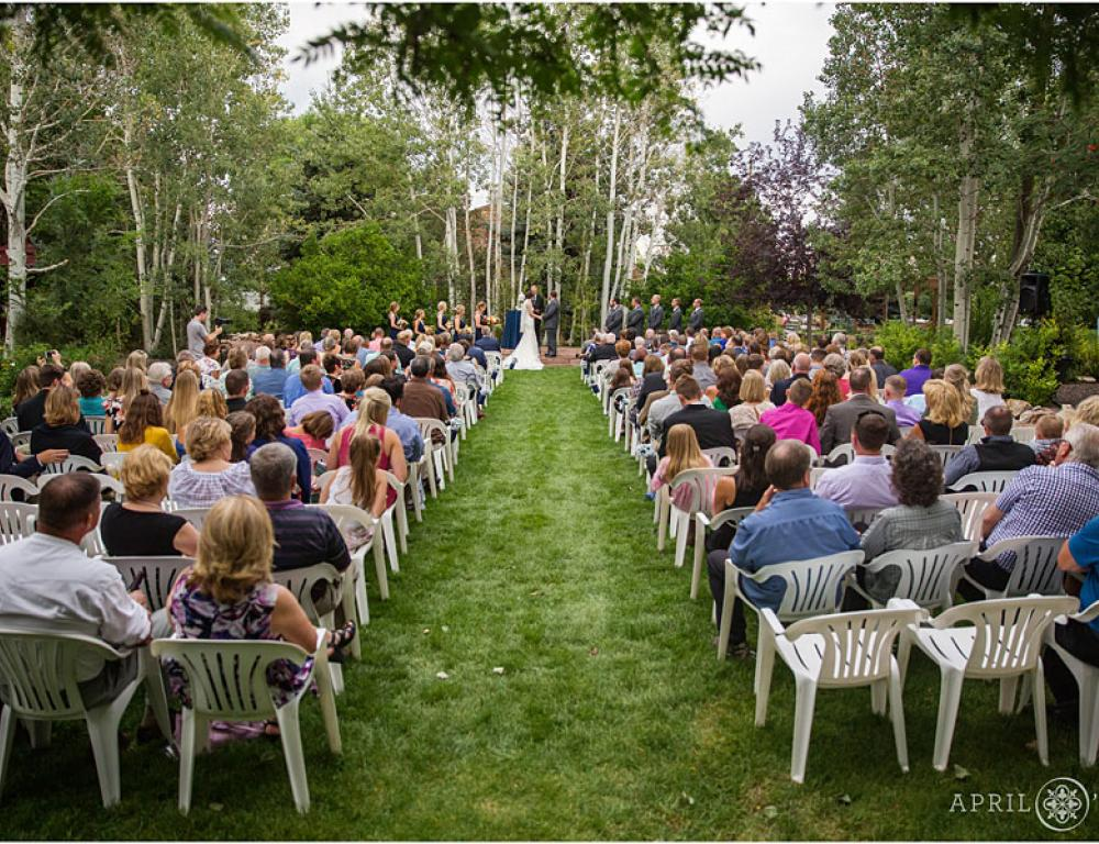 Ceremony on the Grounds