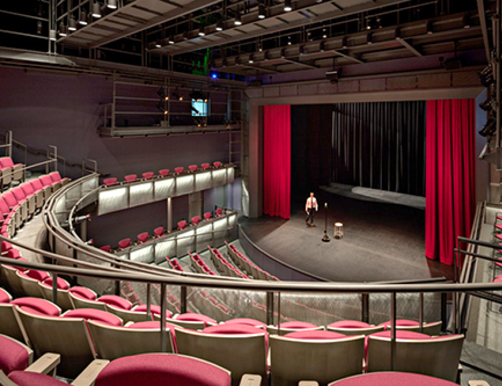 PAHB Proscenium Theater