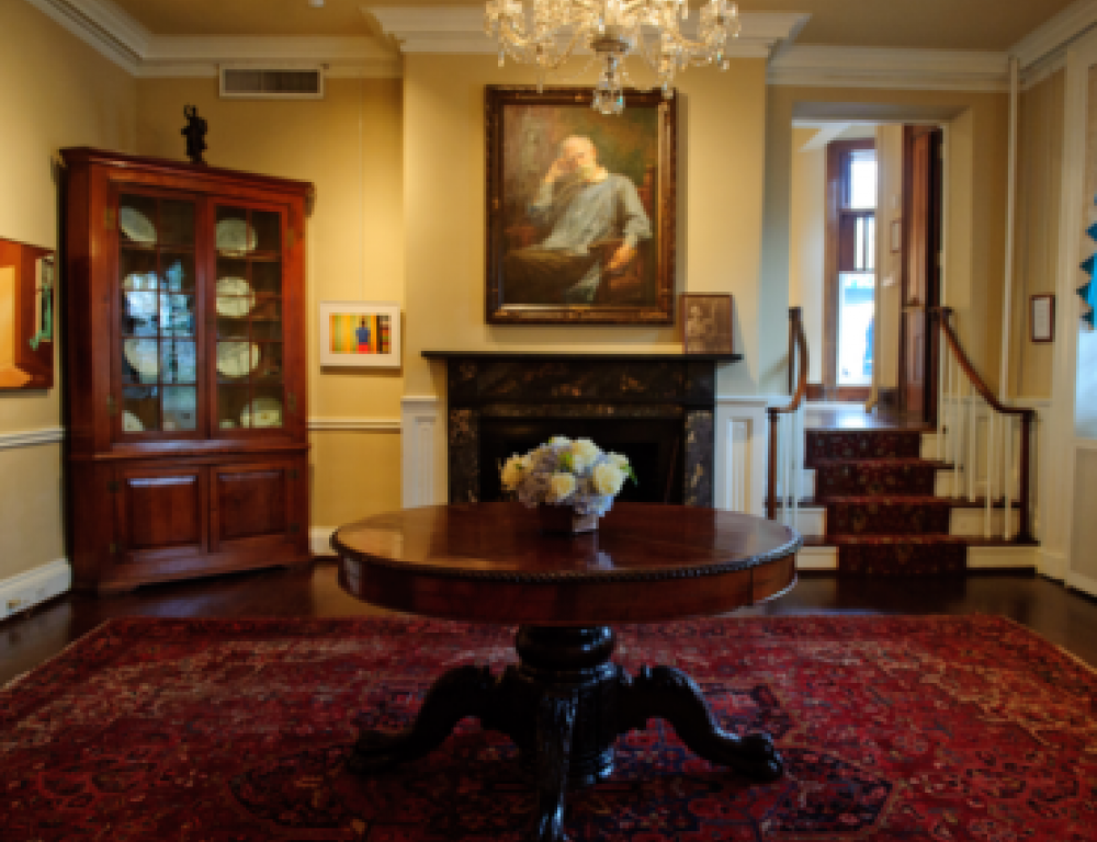 Arts Club of Washington, Monroe Parlor