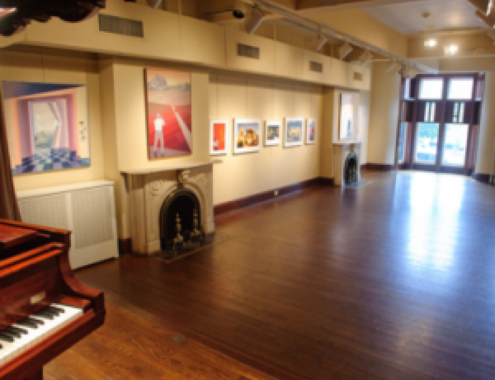 Arts Club of Washington, Main Gallery