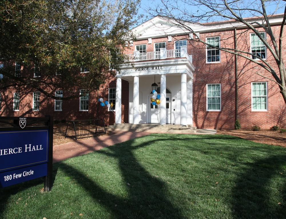 Pierce Hall