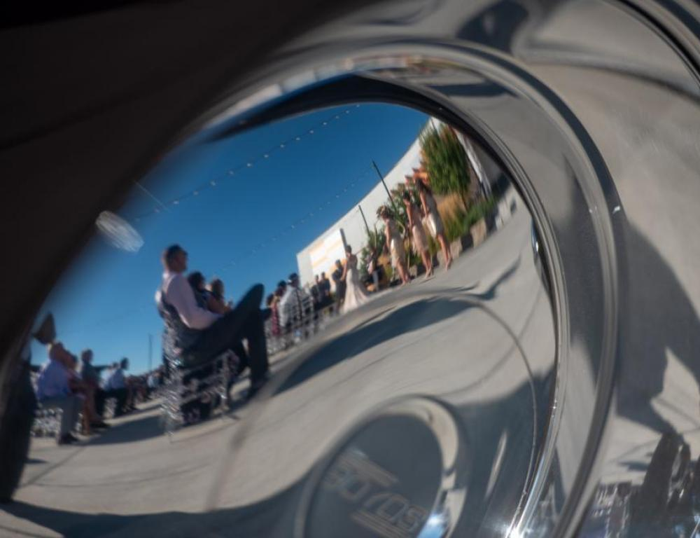 Hubcap Ceremony Reflection