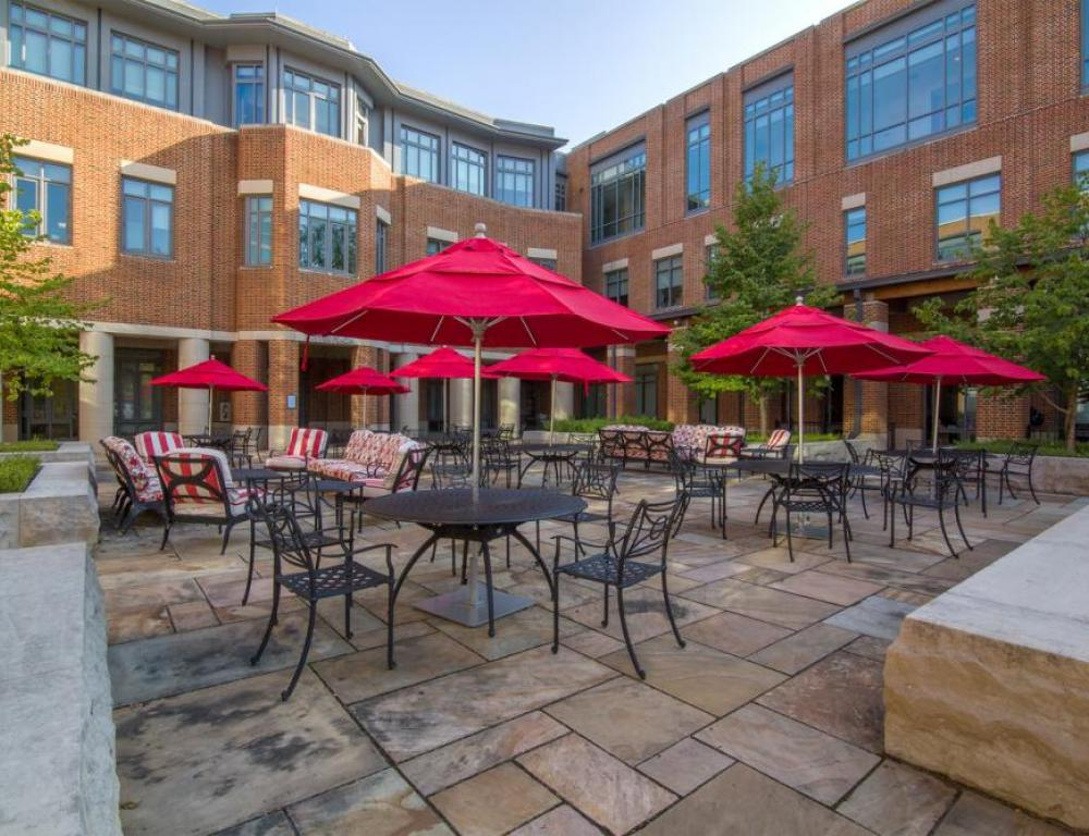 Outdoor Spaces - Potter Plaza