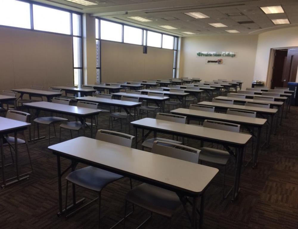 Proven IT classroom set up for 60