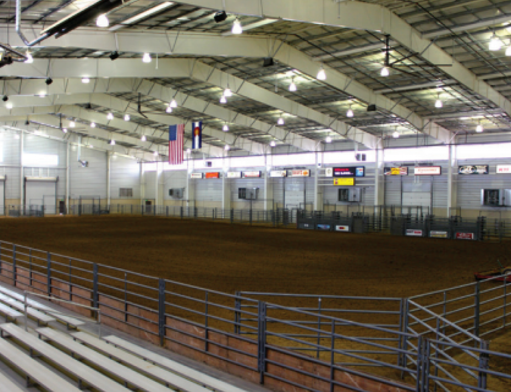 MAC Equipment Indoor Arena