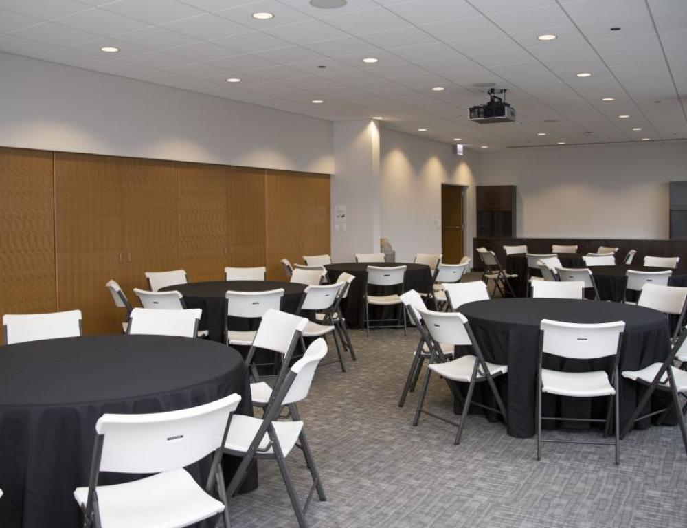 Lakeview Room seated event