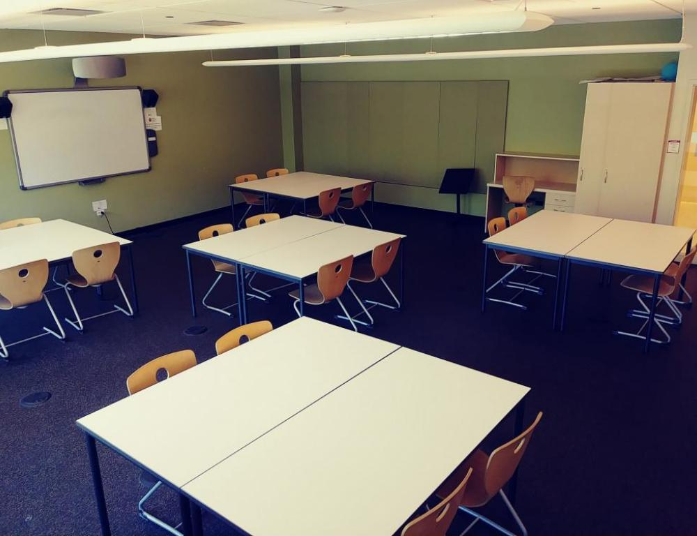 Medium Classrooms
