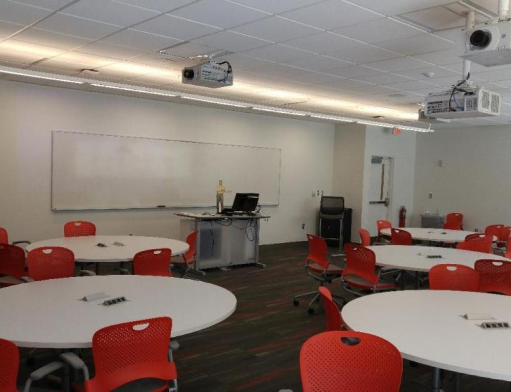 Collaborative Classrooms, Samia Academic Center, 20 Somerset Street