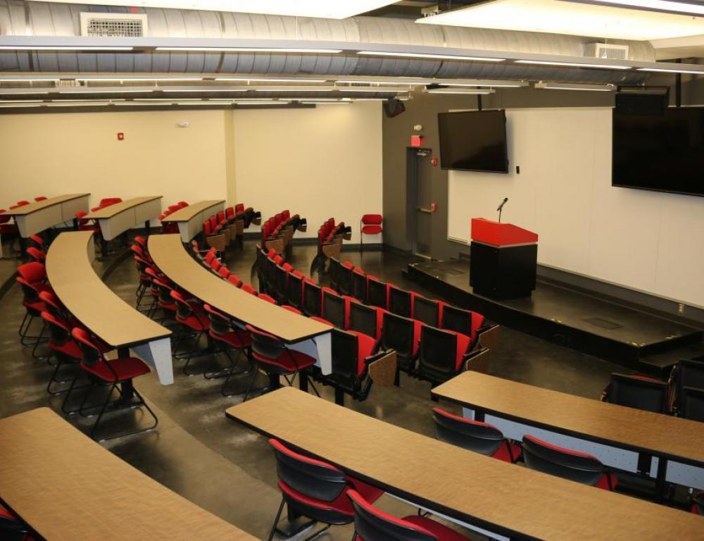 S107 Science Lecture Hall