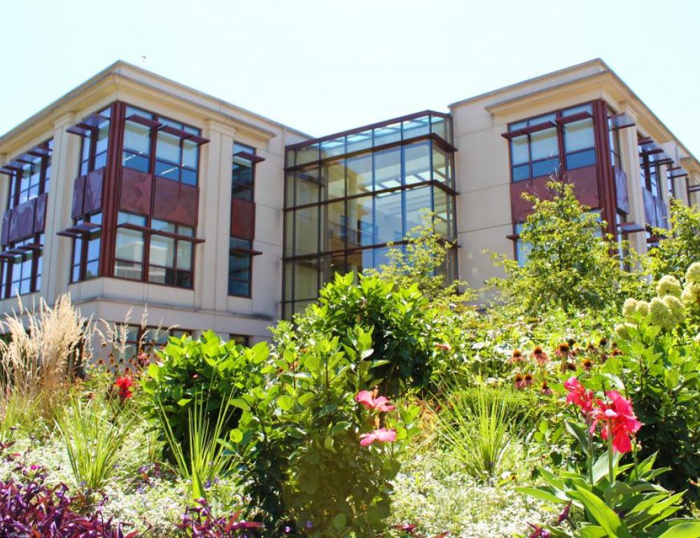 Make your event sustainable by meeting at the nation's first carbon neutral campus.