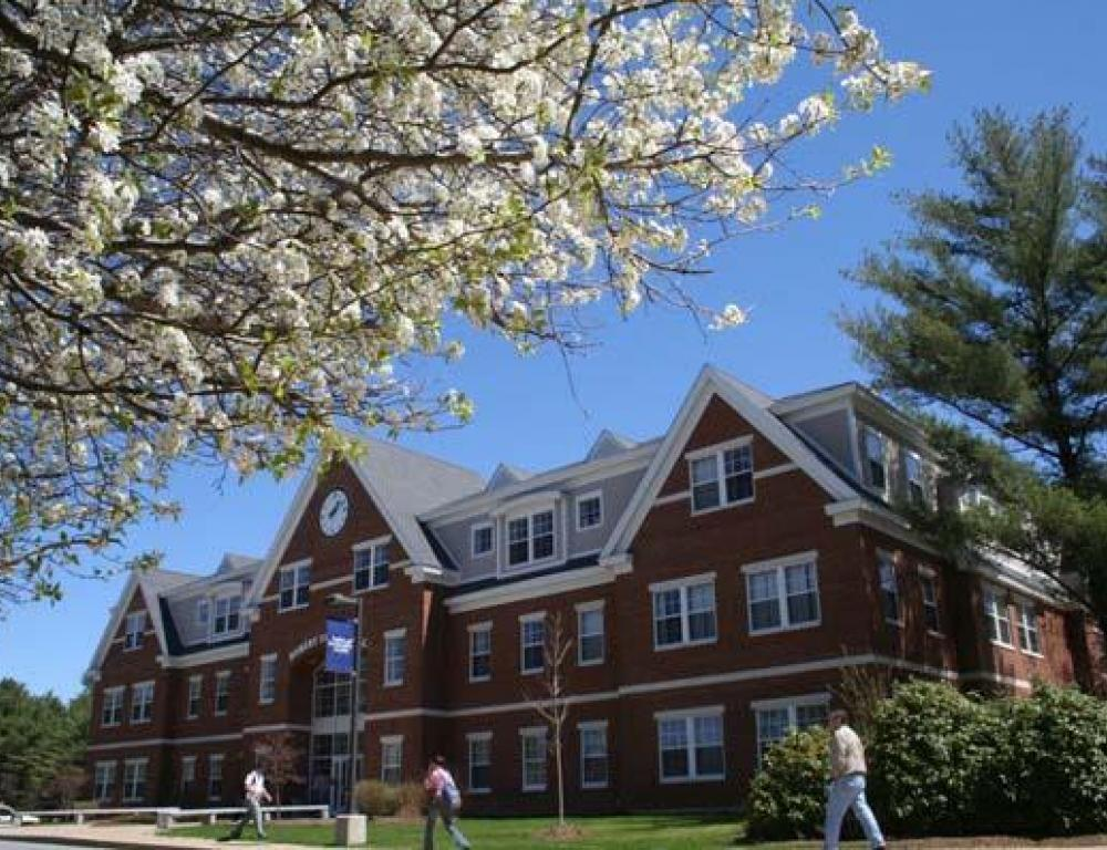 During every season SNHU's beautiful campus creates an unforgettable atmosphere