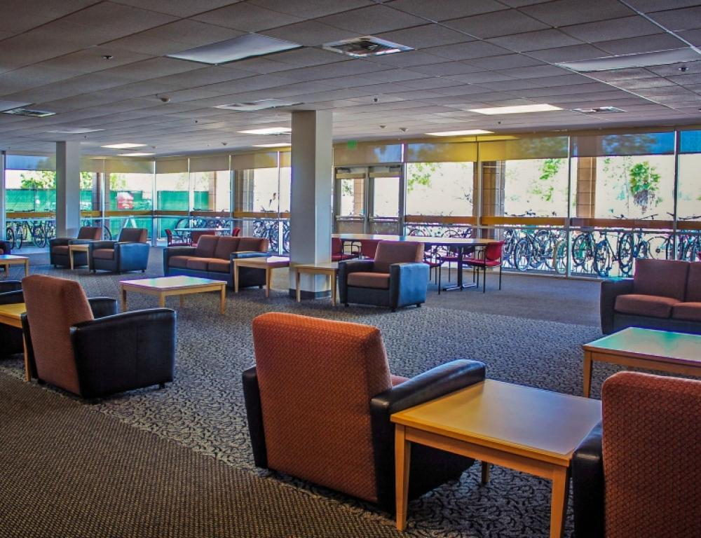 Residence Hall Meeting Room