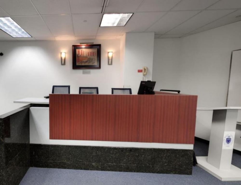 Small Moot Court Room