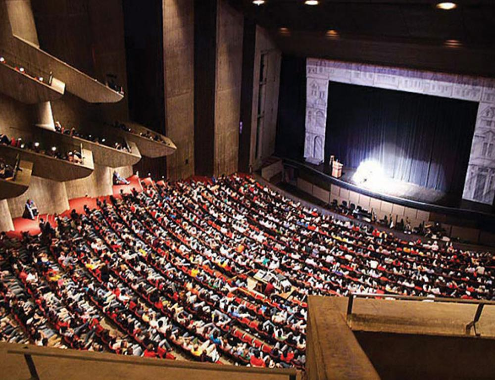 Iowa State University: Stephens Auditorium