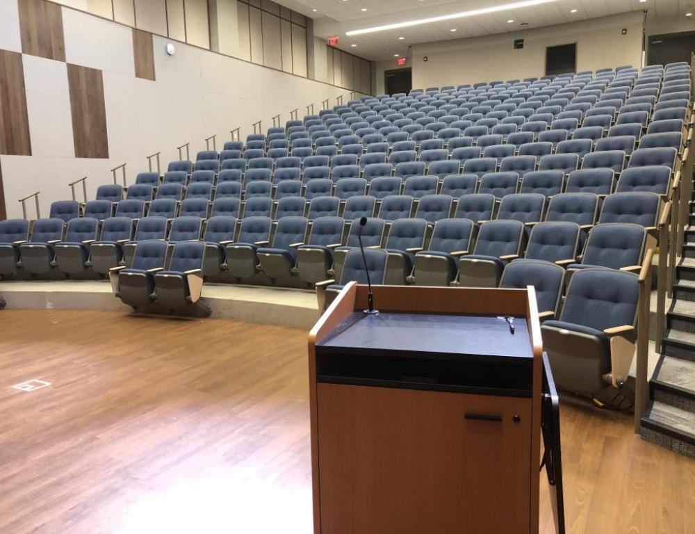 Student Center- Melucci Theater