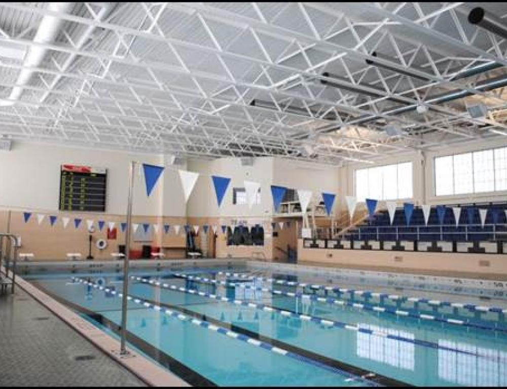 Thompson Gymnasium: Pool