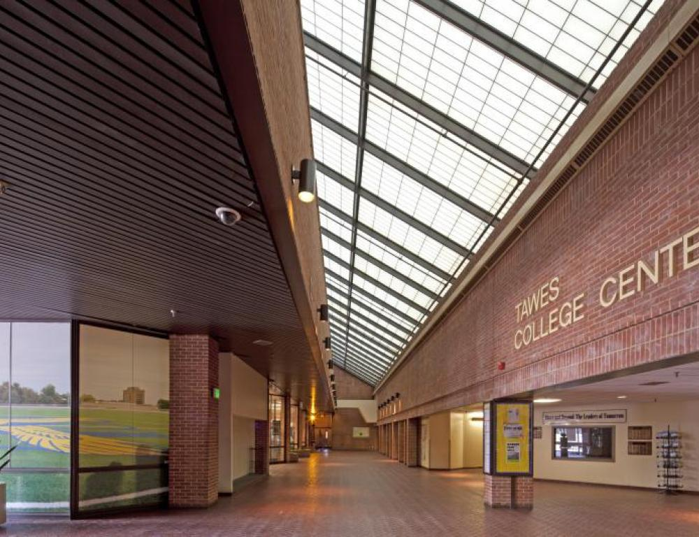 Tawes Center, Lobby