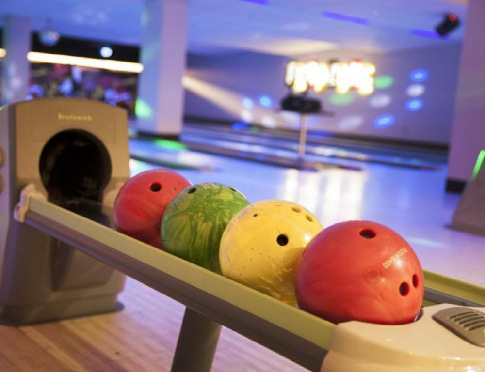 The TerpZone offers bowling, billiards, and video and arcade games.