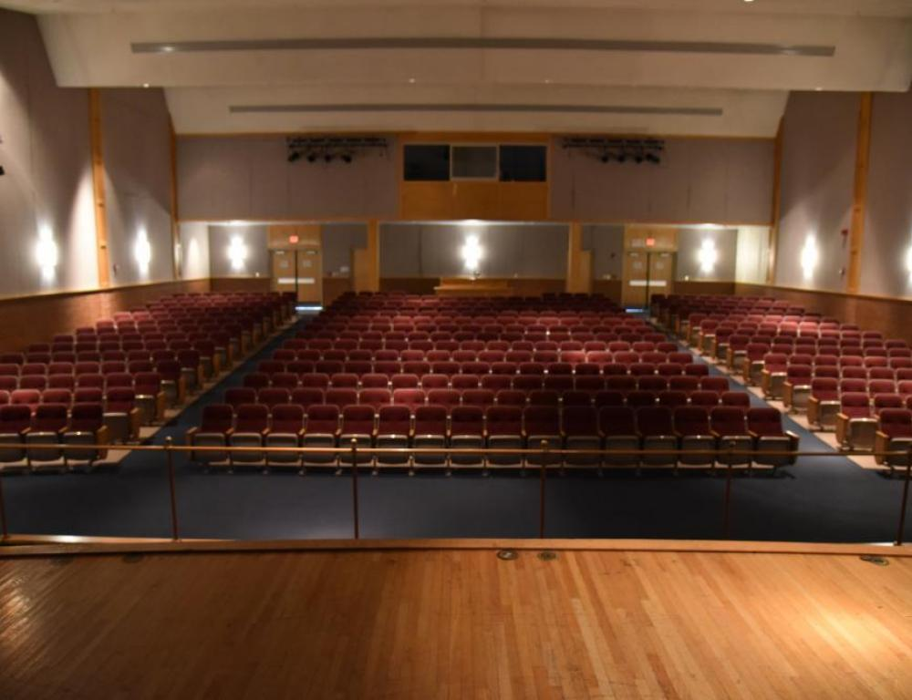 Science Hall Theater Seating
