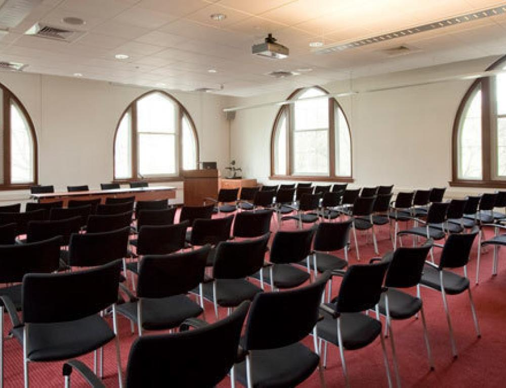 Emmanuel College Fenway Room Meeting & Event Space