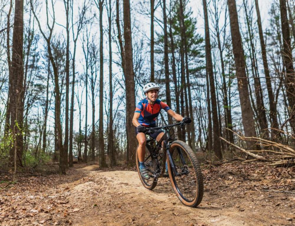 Touch of Nature - Mountain Bike Trails