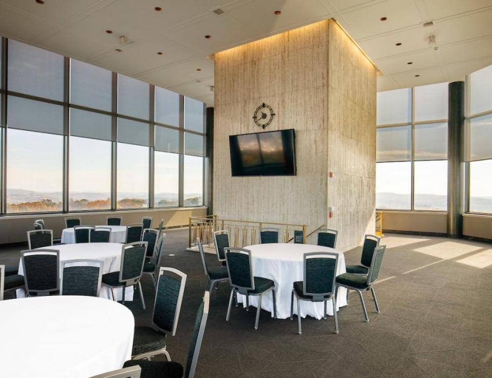 Iacocca Conference Center - Stabler Observation Tower