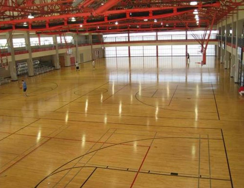 The SRWC provides various space for athletic activities during the summer months (May-Aug.).