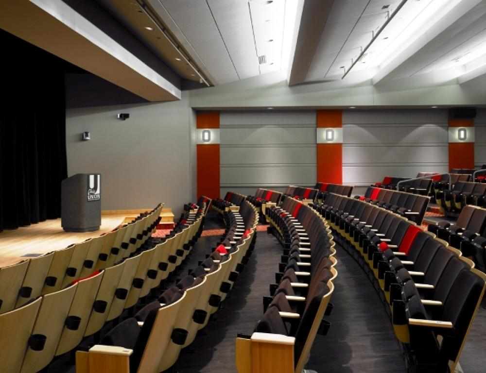 Large Conference Theater for Meetings or Breakout Sessions