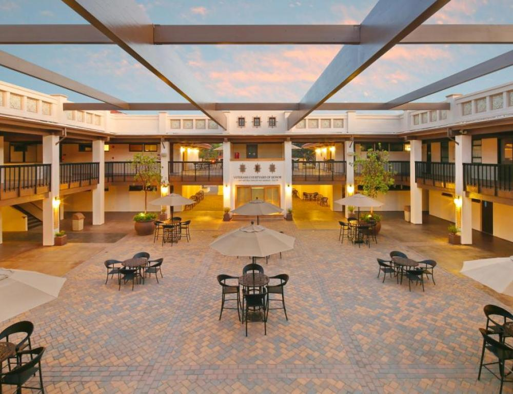 Scott Courtyard