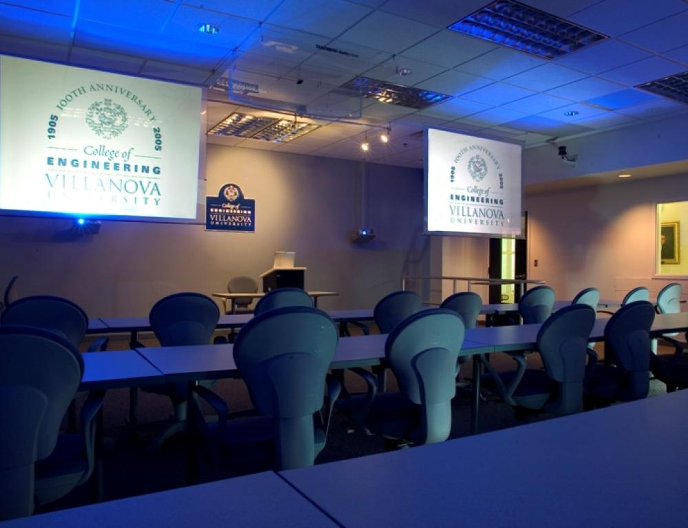 CEER Distance Education Classroom