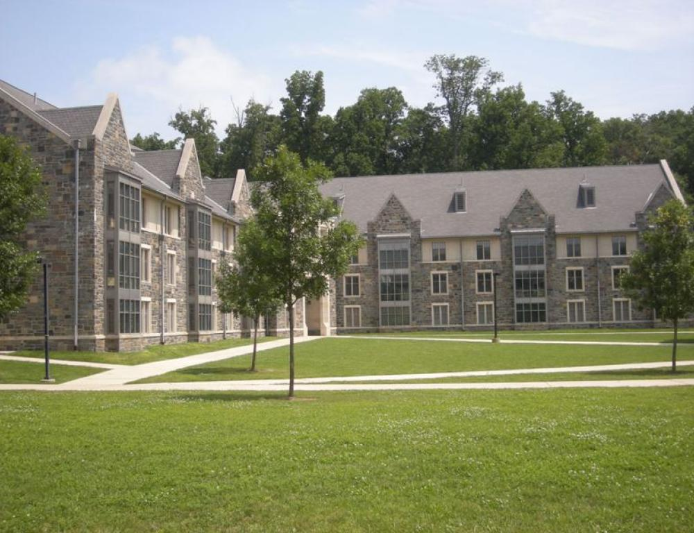 West Campus Apartments - Exterior