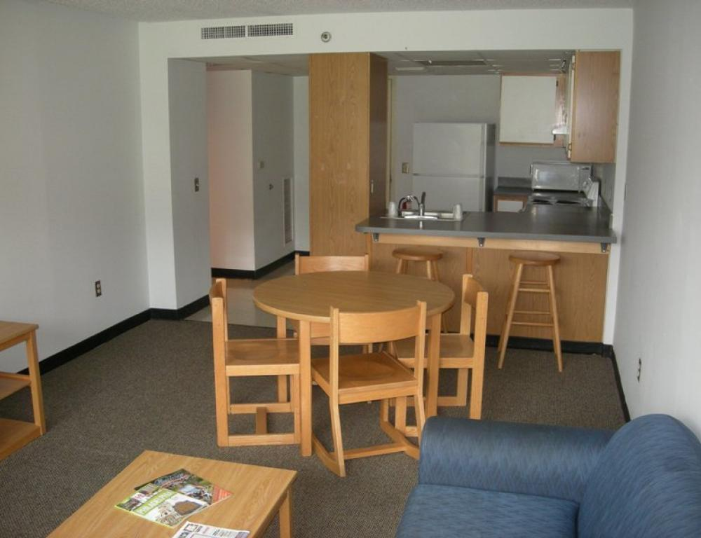 West Campus Apartments - Interior