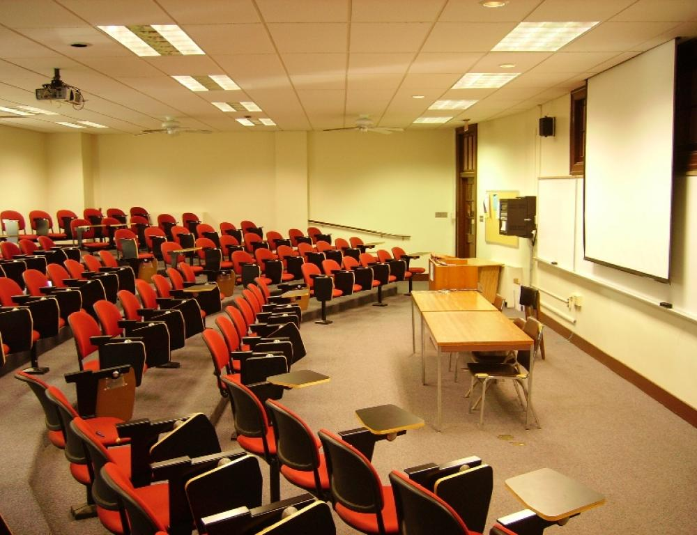 Tolentine Hall Lecture Hall