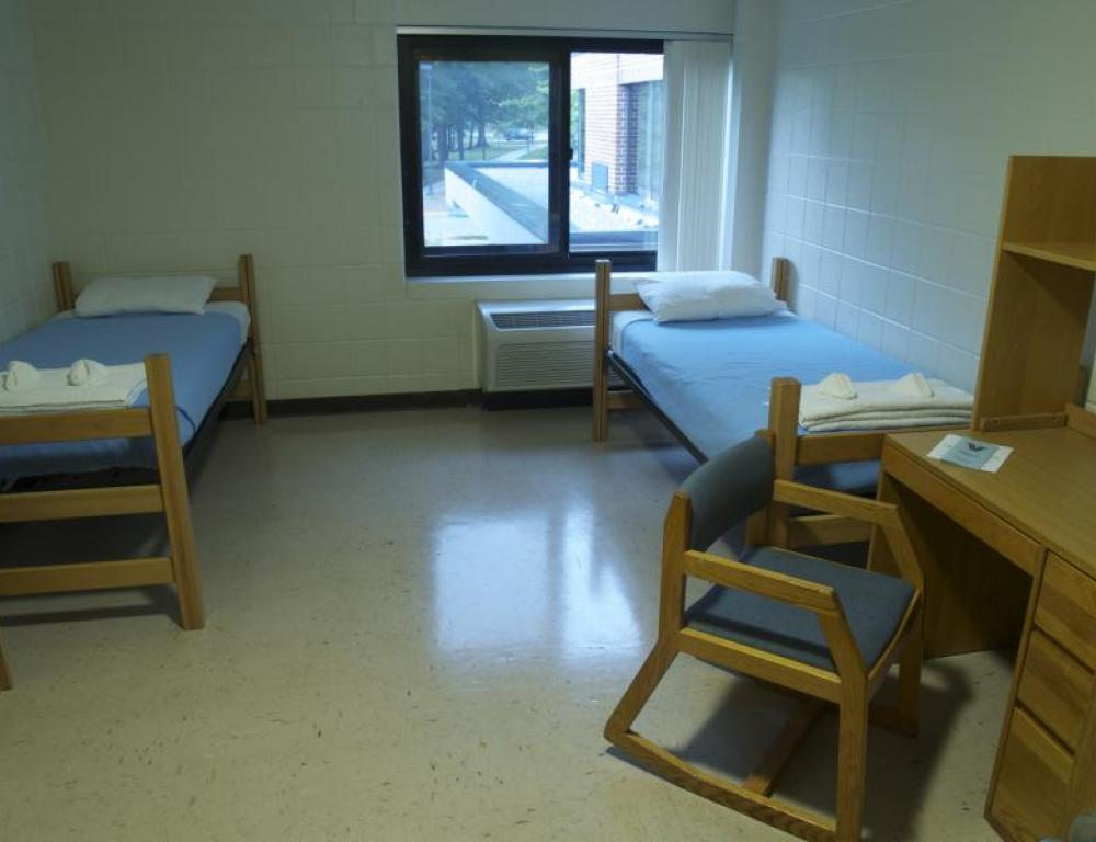 South Campus Residence Hall - Interior