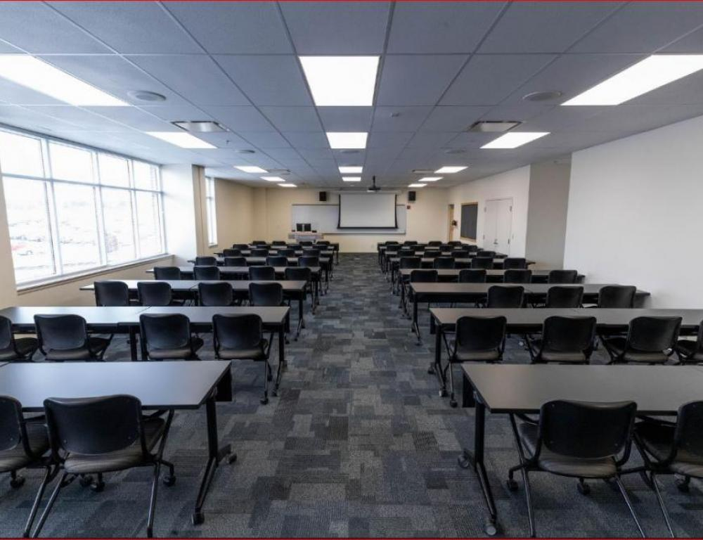 Large Breakout Room - Classroom for 64