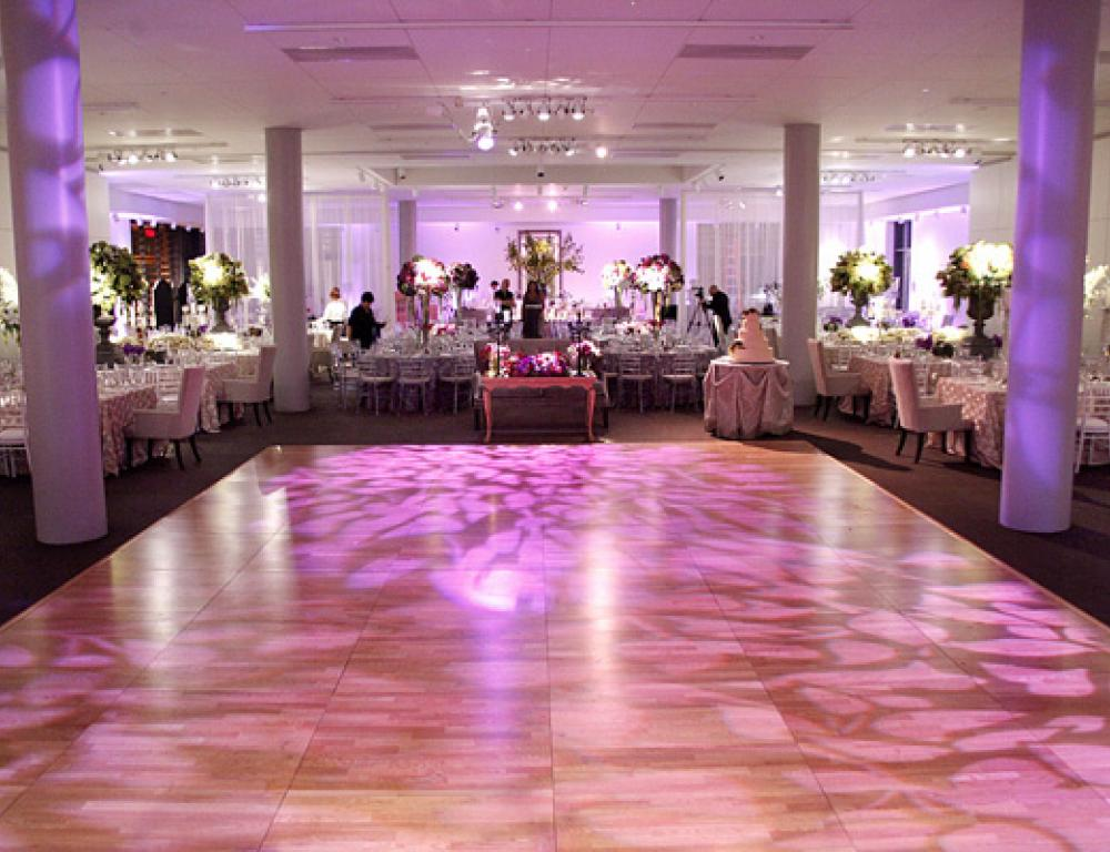 Our beautiful ballroom, perfect for weddings and other special events