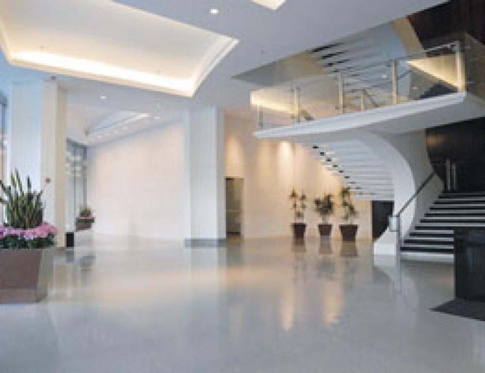 Main Lobby of the ADA Building