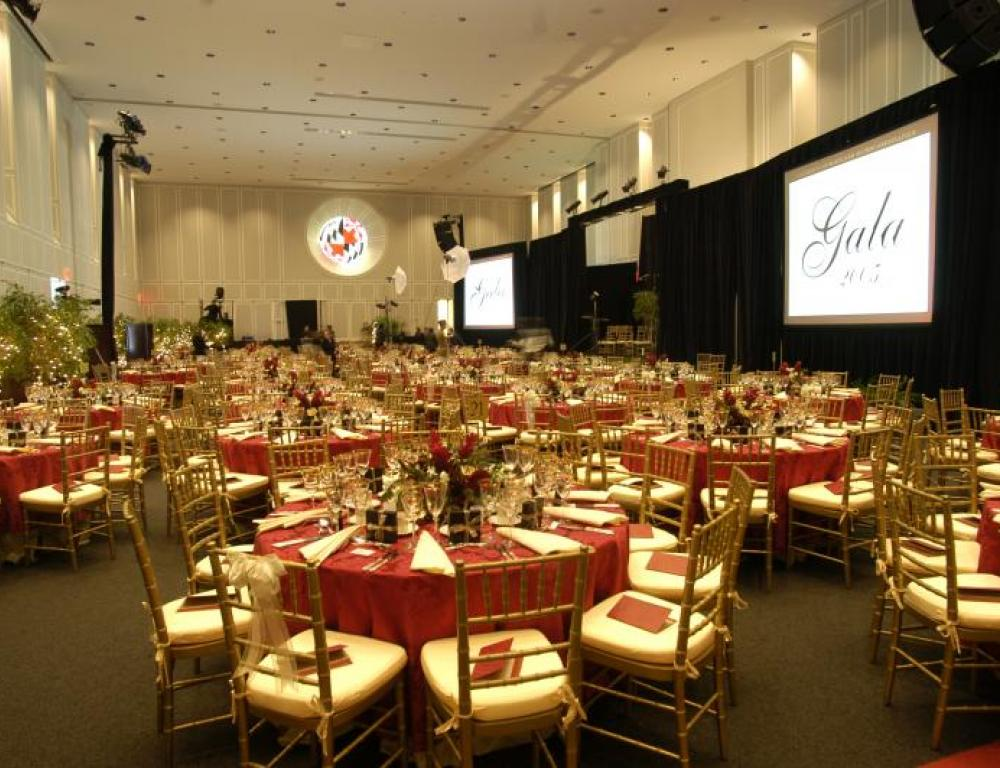 Gala Celebrations at the Riggs Center always spell success.